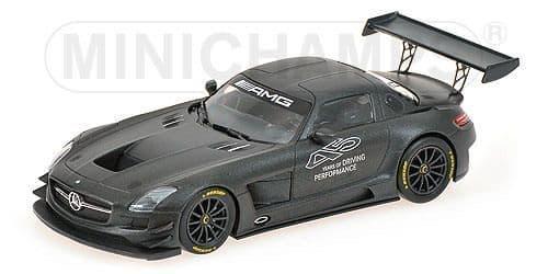 MINICHAMPS 410 133200 - Mercedes SLS AMG GT3 '45 Years of Perform'